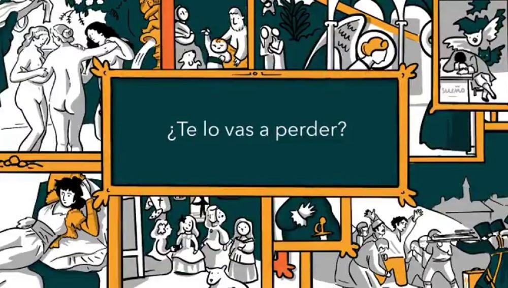 '¿Te lo vas a perder?', el vídeo del Museo del Prado para celebrar su bicentenario