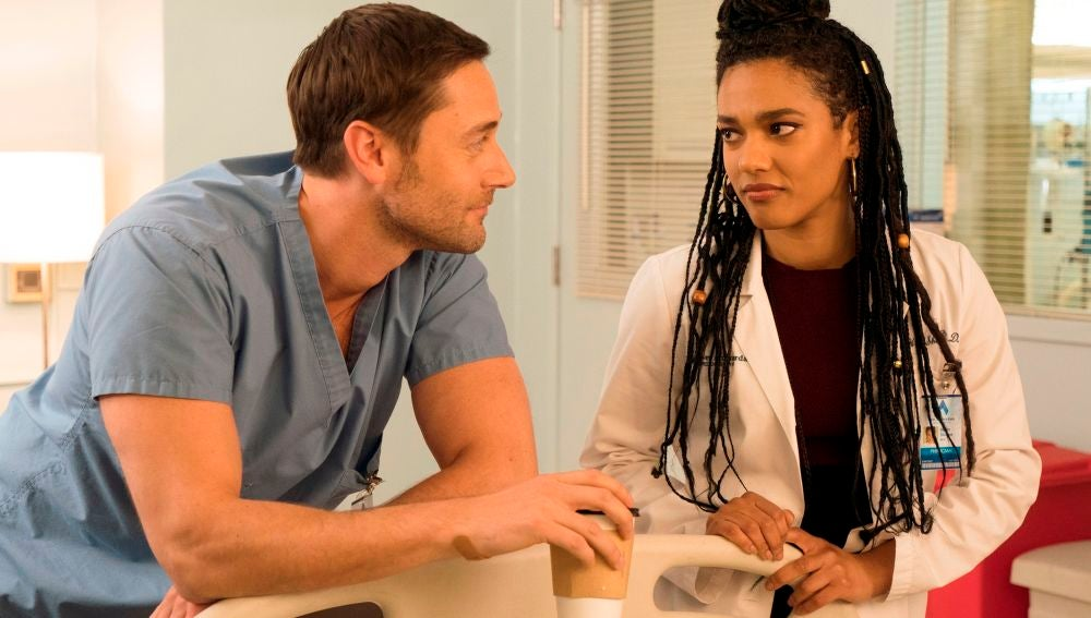 Max lucha contra su realidad mientras sigue salvando vidas, este jueves en 'New Amsterdam'