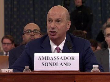 El embajador de EEUU ante la UE