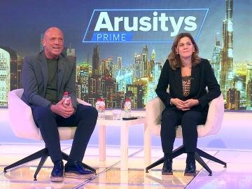 'Arusitys Prime', un programa de información, actualidad y que buscará la sonrisa del espectador