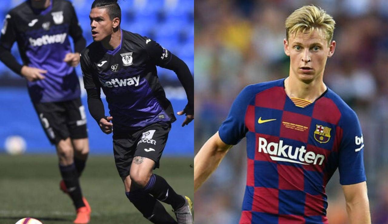 Leganés y Barcelona se enfrentan esta jornada de liga