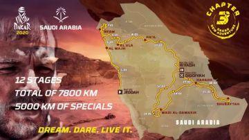"""Fernando Alonso alucina con el nuevo recorrido del Dakar: """"Estoy listo"""""""