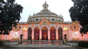 Teatro Lope de Vega, Sevilla, gala Michelin 2020
