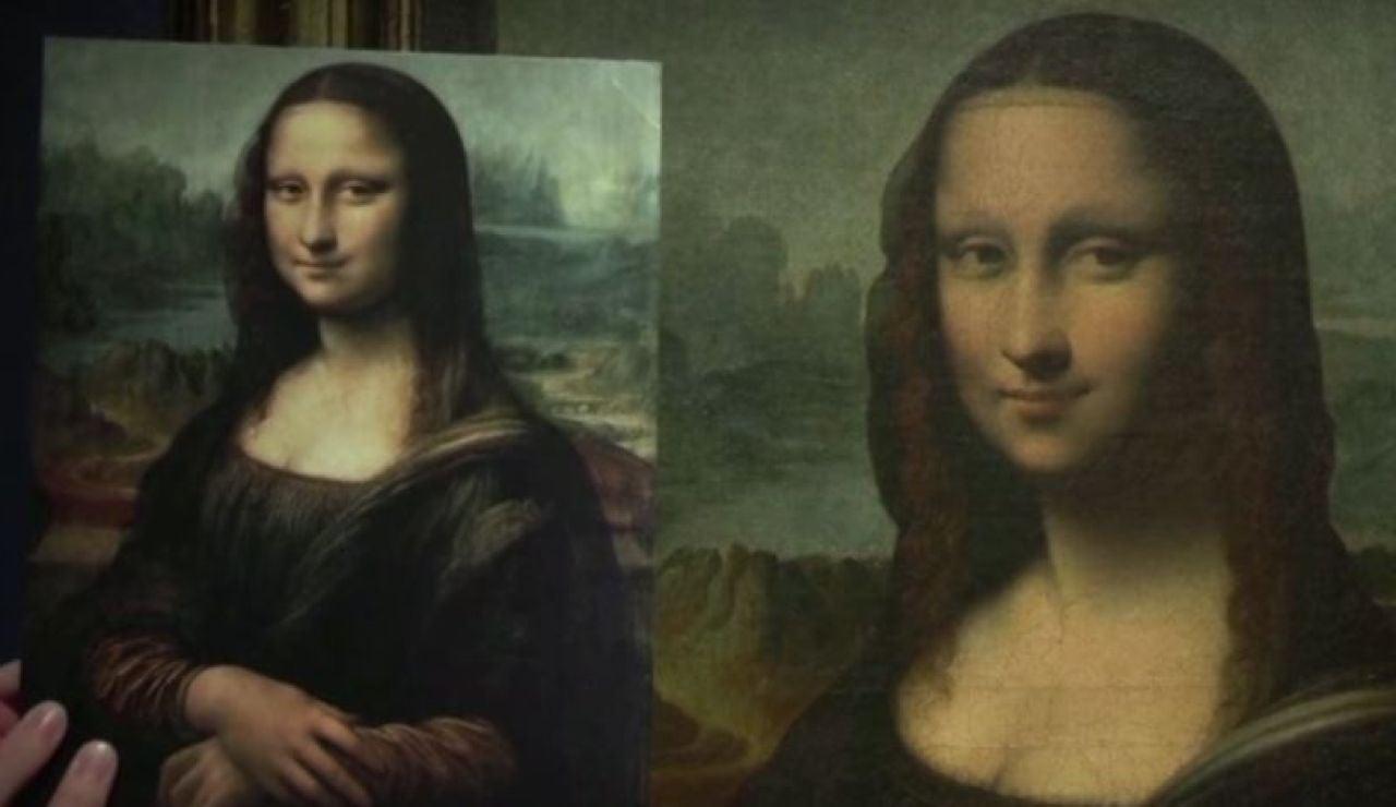 Réplica Mona Lisa