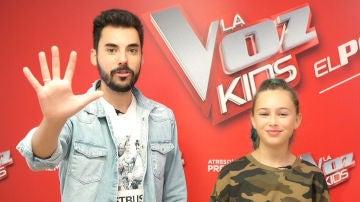 El complicado TOP 5 de la alucinante primera noche de Asaltos de 'La Voz Kids', por la Familia Carameluchi