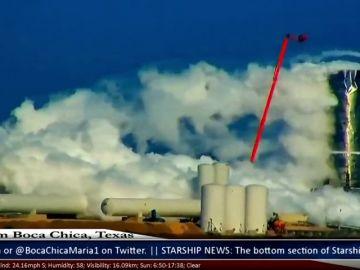 Explota la nave con la que Elon Musk quería llevar humanos a Marte