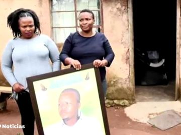 Llevan el cadáver de un familiar hasta una oficina para cobrar el seguro de vida