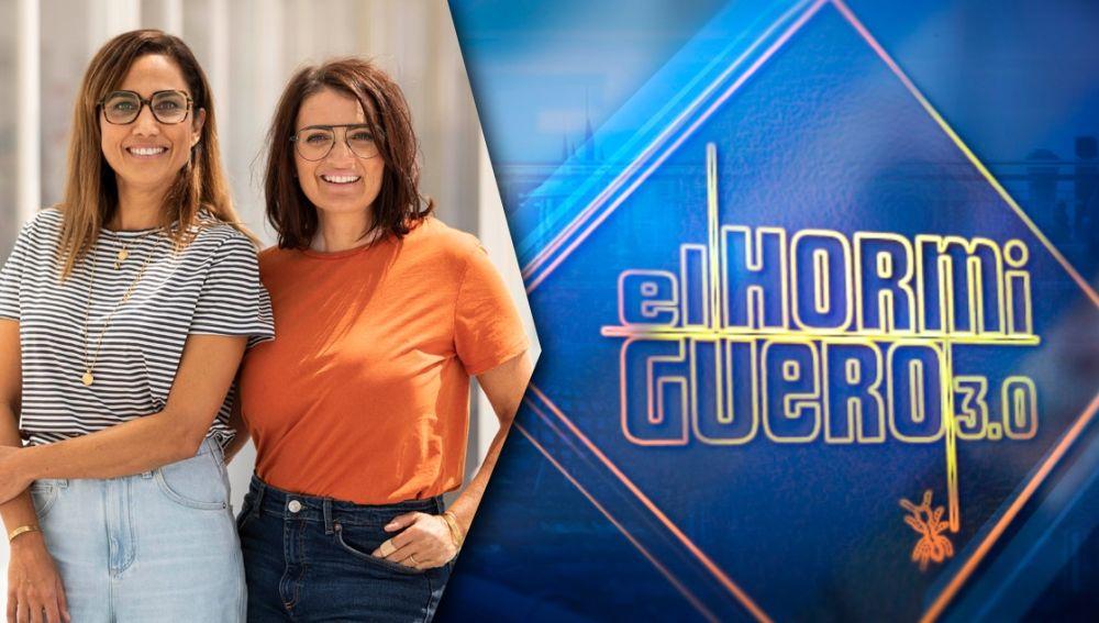 Silvia Abril y Toni Acosta llenarán de humor el plató el martes 26 de noviembre
