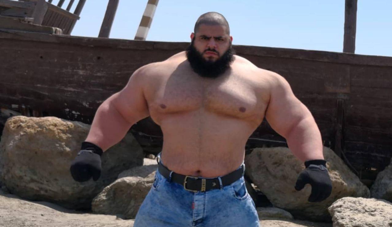 El Hulk iraní