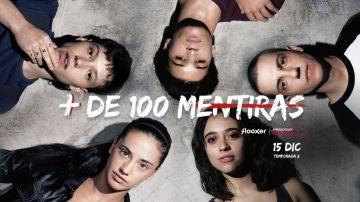 'Más de 100 mentiras'