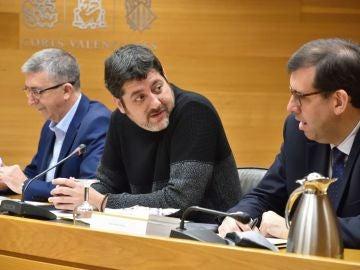 Josep Nadal, diputado de Compromís
