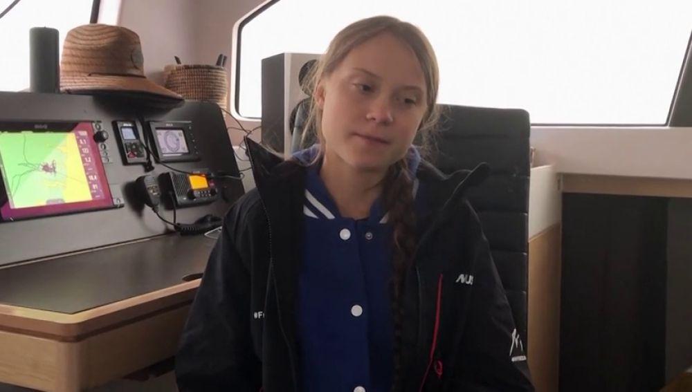 Extremadura ofrece un coche eléctrico a Greta Thunberg para viajar a la Cumbre del Clima