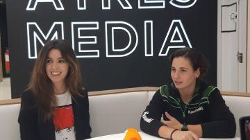 Ana Carrasco, entrevistada por Carlota Velasco