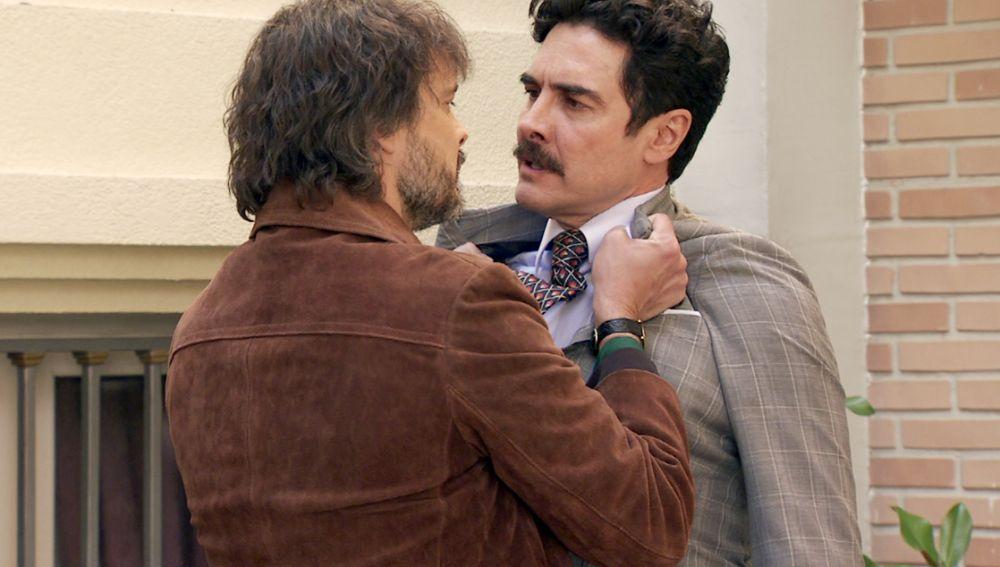 Avance 'Amar es para siempre': Armando provoca a Guillermo al hablar de su hermana