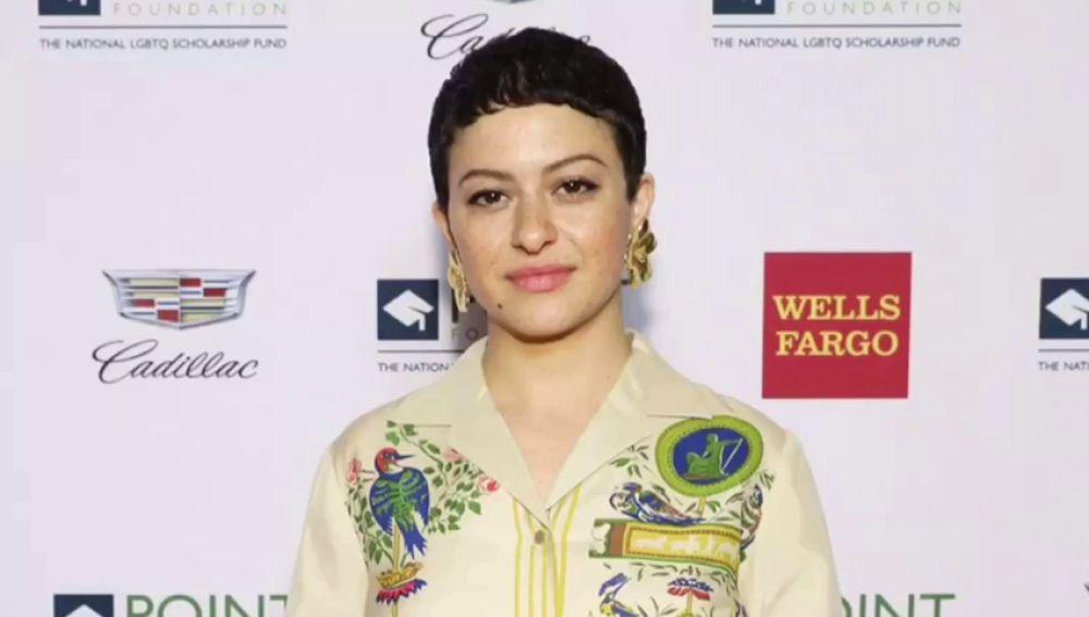 Alia Shawkat, la posible nueva novia de Brad Pitt