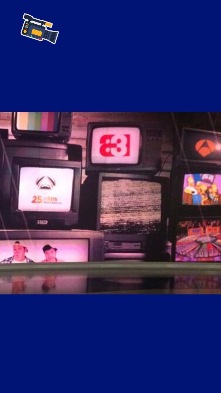 Los inicios televisivos de nuestro presentadores
