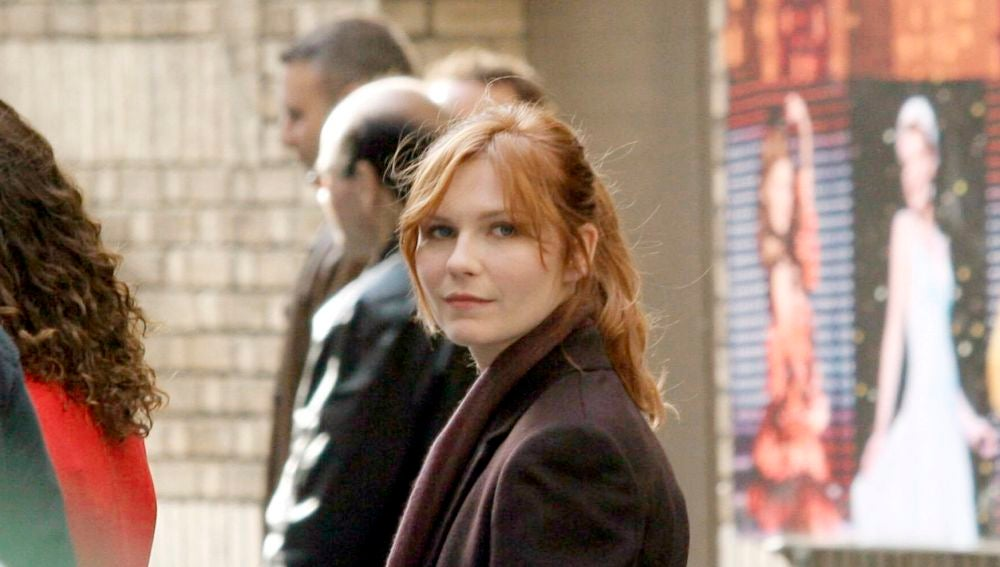 Kirsten Dunst como Mary Jane en SpiderMan