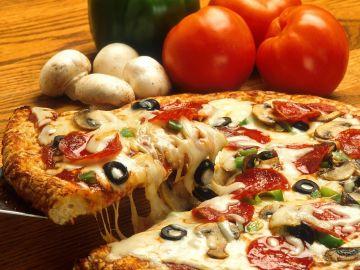 La mejor forma de cortar la pizza