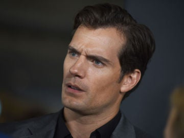 El actor Henry Cavill
