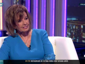 María Teresa Campos, en Arusitys