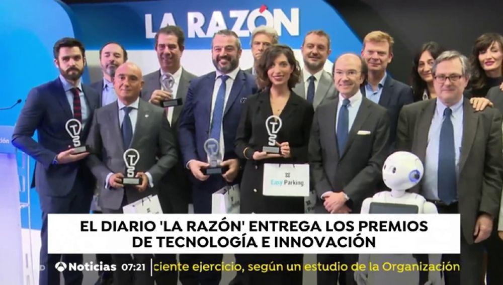 Premios La Razón.