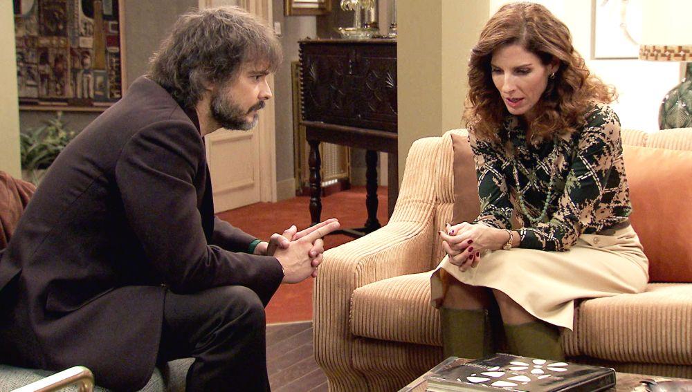 Guillermo encuentra en Julia una nueva clave sobre la muerte de su hermana