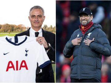 La polémica 'bienvenida' de Klopp a Mourinho tras fichar por el Tottenham