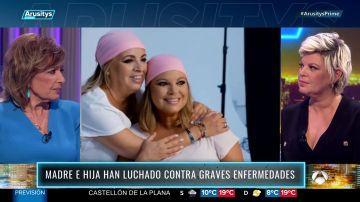 """La dura confesión de María Teresa Campos en 'Arusitys Prime': """"Soy incapaz de decir la palabra cáncer"""""""