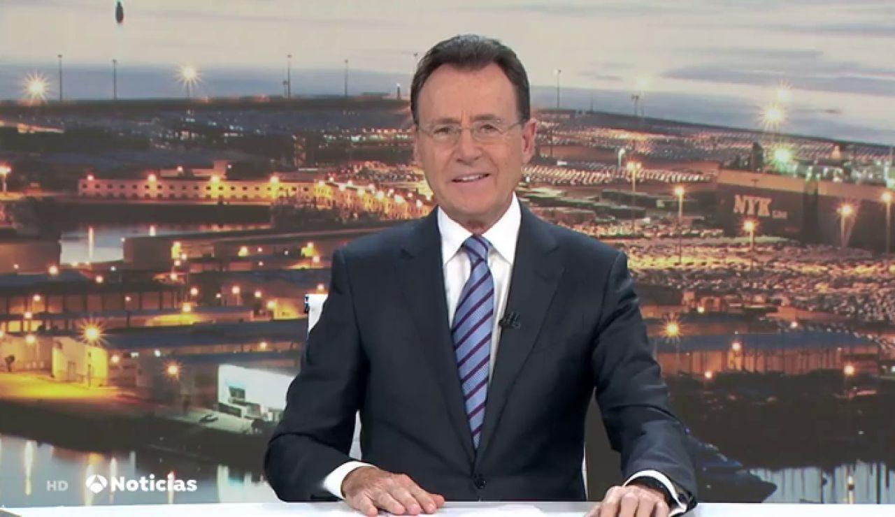 El chiste de Matías Prats sobre un reportero 'iluminado'