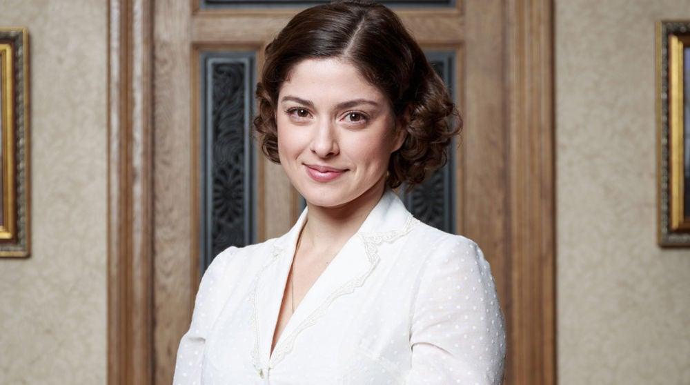 Aida de la Cruz interpretó a Candela en 'El secreto de Puente Viejo'