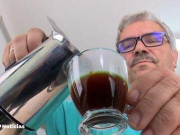 El café de un agricultor de Gran Canaria que los expertos califican como excelente