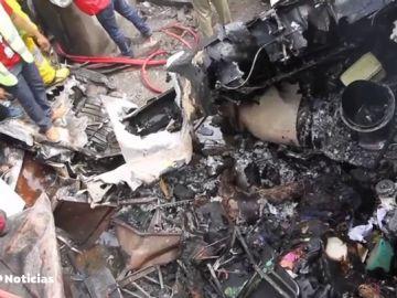 Al menos 27 fallecidos tras estrellarse una avioneta en el Congo