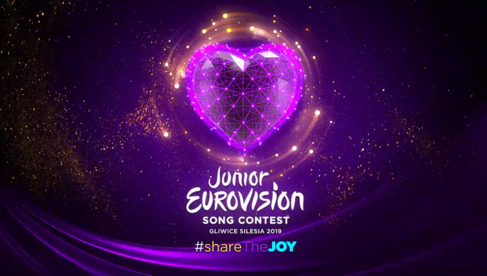 Cartel de Eurovision Junior 2019
