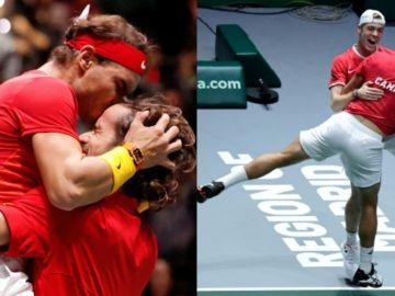 España-Canadá final de la Copa Davis
