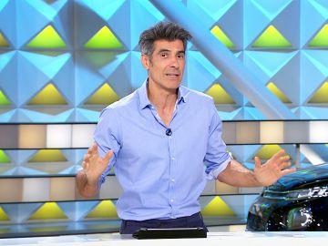 El insólito e insalubre falso mito relacionado con los mocos que Jorge Fernández explica en 'La ruleta de la suerte'