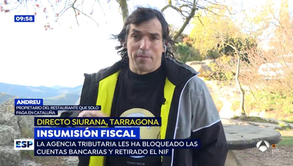 Insumisión fiscal