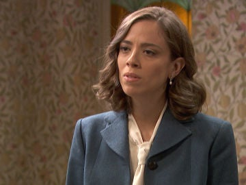 Marta, harta de todo, saca su rabia frente a Rosa y Adolfo