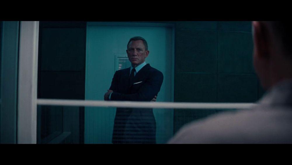 """""""Sin tiempo para morir"""": llega el trailer de la 25 película de James Bond"""