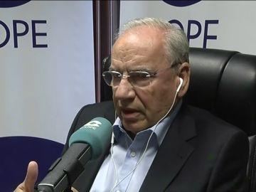 """Alfonso Guerra: """"Negociar con populistas e independentistas es como darle una granada a un niño"""""""