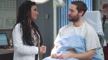 Max se enfrenta al ultimátum de la doctora Stauton y al avance de su cáncer, este jueves en 'New Amsterdam'
