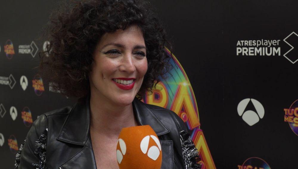 ¿A qué famosa cantante imitaba Rocio Madrid de pequeña?