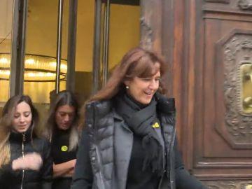 Reunión de PSOE y JxCat sin imágenes ni comunicado