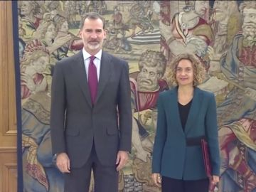 ERC, Bildu y la CUP no acudirán a las consultas del rey