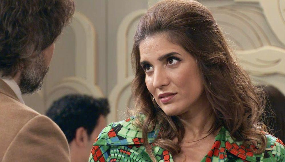 Avance 'Amar es para siempre': Irene intenta reconciliar a Guillermo y Julia