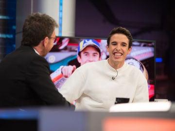 La novatada de Marc Márquez a su hermano por su primera vez en 'El Hormiguero 3.0'