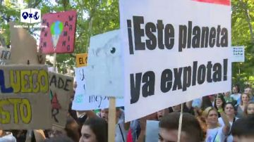 Manifestación por la Cumbre del Clima: ¿Cuál es tu lema?