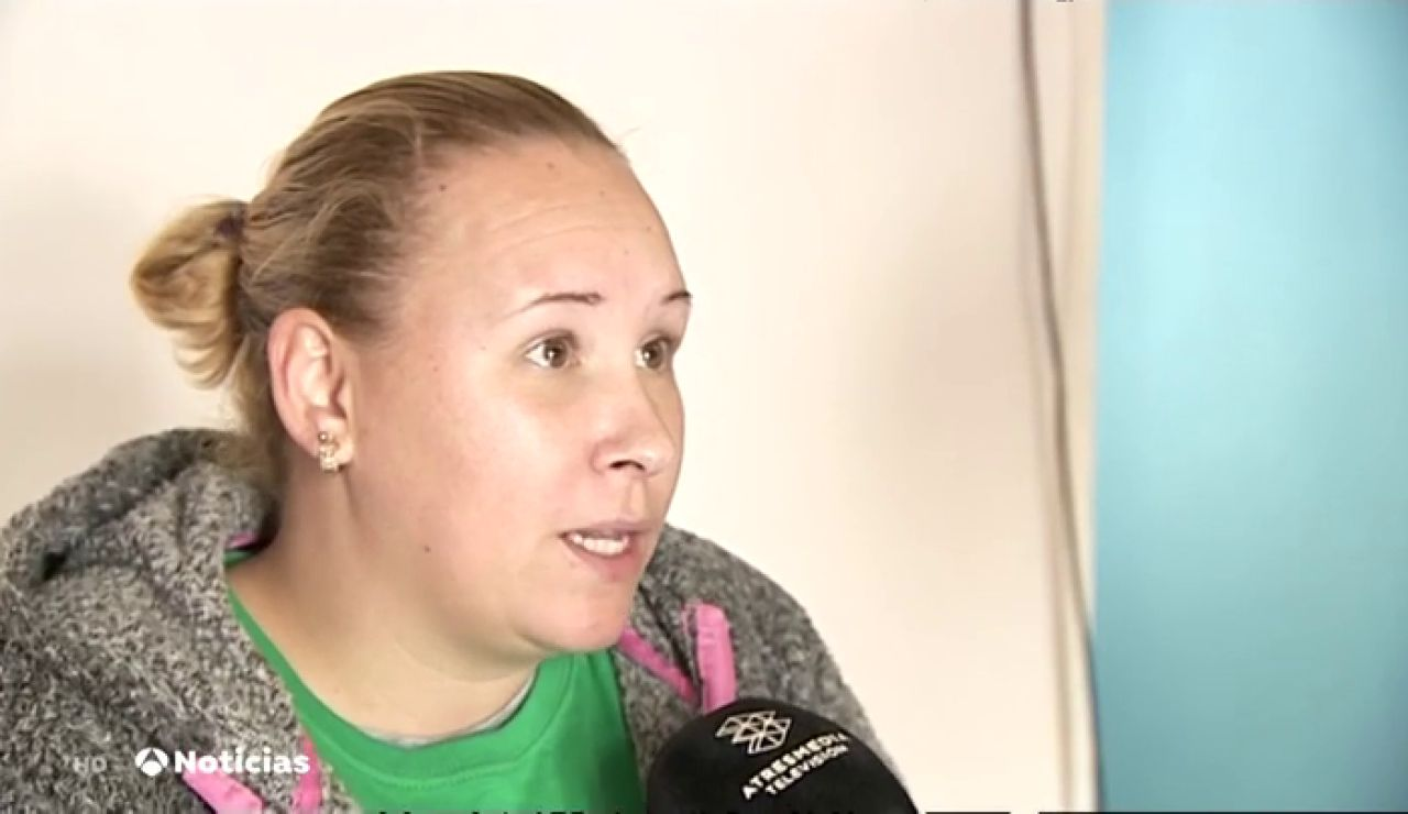 Una madre con tres hijos, uno de ellos con discapacidad, a punto de ser desahuciada en Catilblanco de los Arroyos