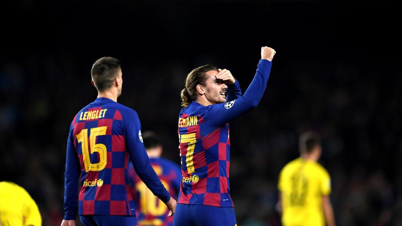 Barcelona: Alineación Oficial Del Barça En El