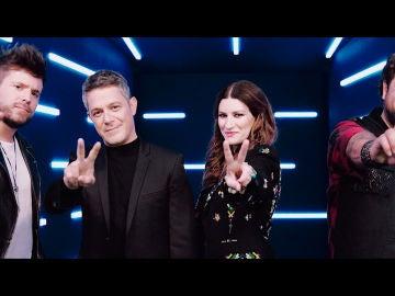 La Voz 2020 - Alejandro Sanz, Antonio Orozco, Pablo López y Laura Pausini en 'La Voz' 2020: ¿estás preparado?