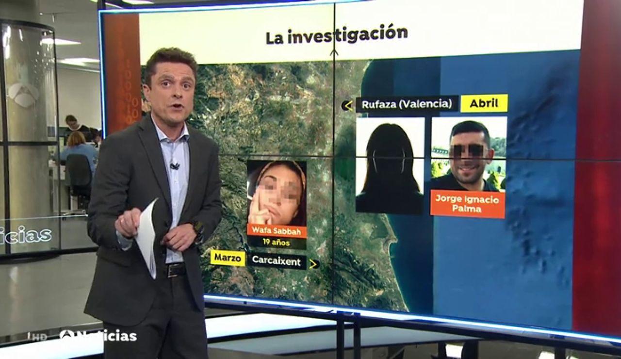 Dos fallecidas y una desaparecida en el entorno de Jorge, el descuartizador confeso de Marta Calvo